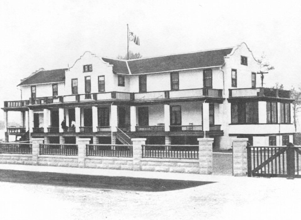 The Old Naramata Heritage Inn
